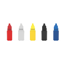 SparkMaker SLA Printer Color Paste 5色
