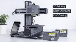 【完売御礼】SNAPMAKER 3-IN-1 3D PRINTER 限定10台