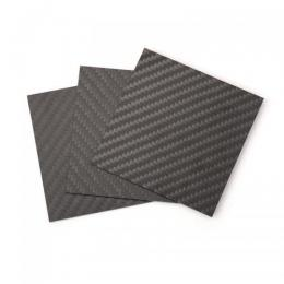 SNAPMAKER Carbon Fiber Sheet 3pcs